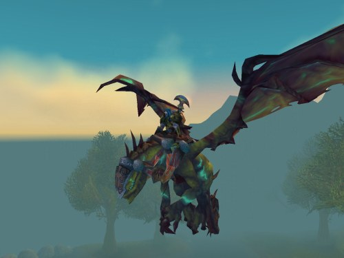Rumble, Tol B Dragon Mount