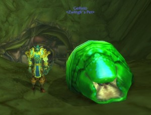 Big, Green, Gelatinous!